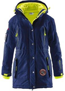Функциональная куртка в стиле три в одном (ночная синь) Bonprix