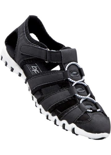 Кроссовки с отверстиями (черный)