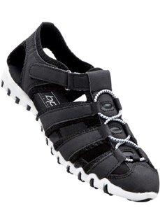 Кроссовки с отверстиями (черный) Bonprix