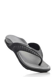 Пантолеты (черный/серый) Bonprix