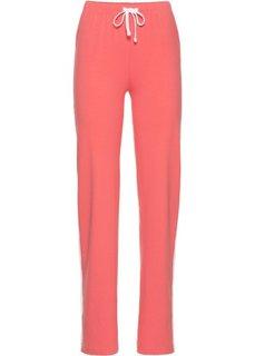 Спортивные брюки стретч (коралловый) Bonprix