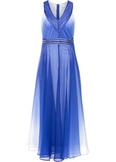 Макси-платье (сапфирно-синий) Bonprix