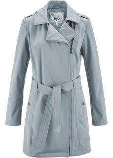 Куртка софтшелл (серебристо-серый) Bonprix