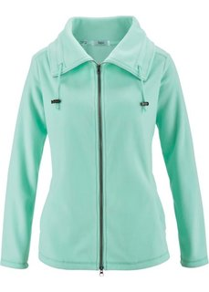 Флисовая куртка (нежная мята) Bonprix