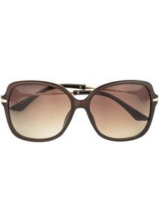 Солнцезащитные очки Шик (коричневый) Bonprix