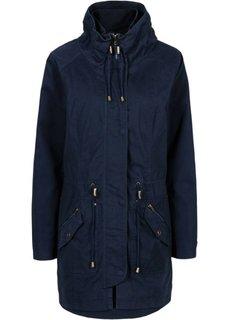 Куртка-парка (темно-синий) Bonprix
