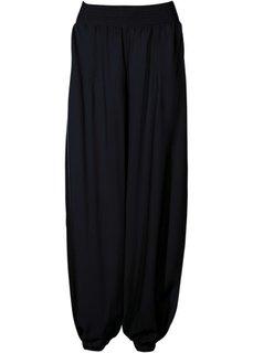 Широкие брюки (черный) Bonprix