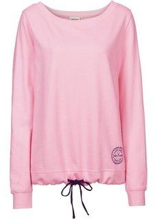 Свитшот (розовый) Bonprix