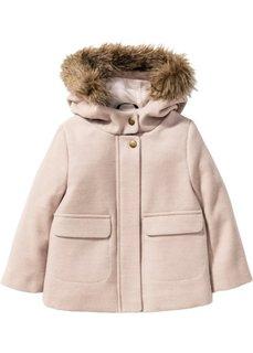 Куртка на ватной подкладке (розовый меланж) Bonprix