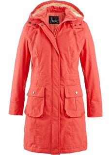 Куртка-парка (омаровый) Bonprix