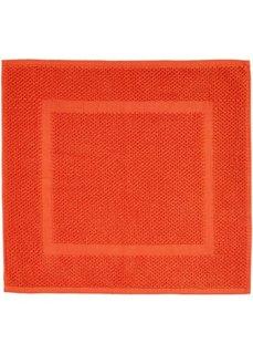 Полотенце для ног Луиза (оранжевый) Bonprix