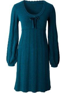Платье (сине-зеленый) Bonprix