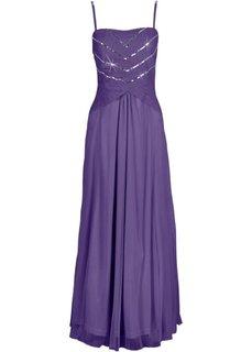 Вечернее платье (лиловый) Bonprix