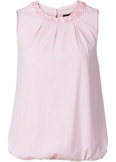 Блузка (розовый) Bonprix