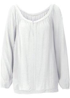 Блуза (цвет белой шерсти) Bonprix
