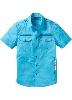Рубашка (бирюзовый) Bonprix