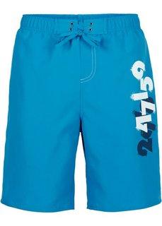 Мужские купальные шорты (бирюзовый) Bonprix