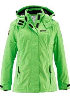 Функциональная куртка (ярко-зеленый) Bonprix
