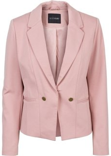 Трикотажный жакет (розовый) Bonprix