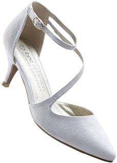 Туфли (серый) Bonprix