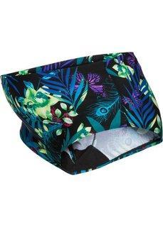 Мода для беременных: купальные плавки-панти (синий/зеленый) Bonprix