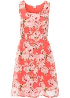 Летнее платье (ярко-розовый в цветочек) Bonprix