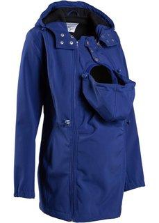 Куртка-софтшелл (ночная синь) Bonprix