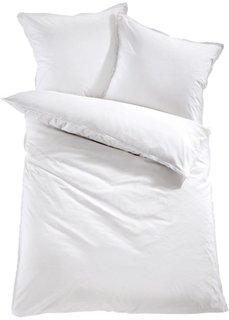 Постельное белье Кружево, ренфорс (белый) Bonprix