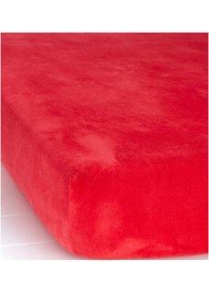 Простыня-чехол Ники (красный) Bonprix