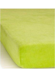 Простыня-чехол Ники (зеленый) Bonprix
