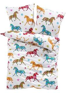 Постельное белье Лошадка, линон (различные расцветки) Bonprix