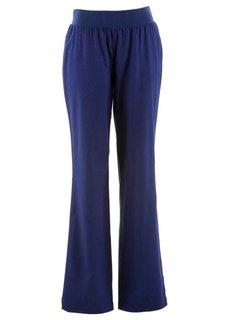 Льняные брюки (ночная синь) Bonprix