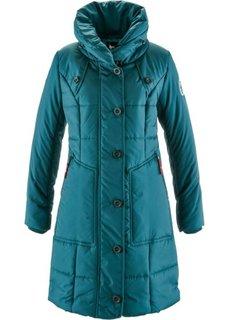 Стеганая куртка (петролевый) Bonprix