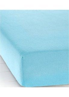 Простыня-чехол Фланель (нежно-голубой) Bonprix