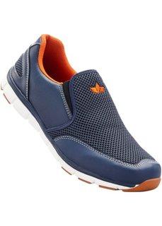 Спортивные туфли от Lico (темно-синий/оранжевый) Bonprix