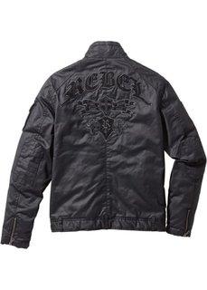 Куртка (черный) Bonprix