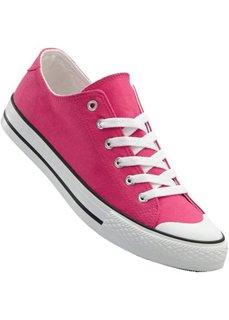 Кеды (ярко-розовый неон) Bonprix