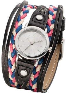 Часы Софи (черный) Bonprix