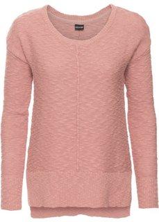 Летний пуловер (винтажно-розовый) Bonprix