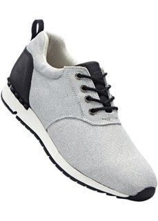 Кроссовки от Lico (серебристый) Bonprix