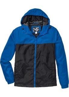 Куртка для активного отдыха Regular Fit (синий/черный) Bonprix