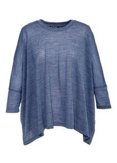 Пуловер (индиго) Bonprix