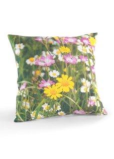 Чехол для подушки Цветочная лужайка (цветочная лужайка) Bonprix