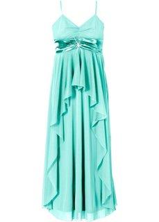 Вечернее макси-платье (мятный пастельный) Bonprix