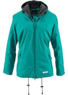 Демисезонная куртка (изумрудный) Bonprix