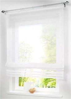 Римская штора, полоса липучки (белый) Bonprix