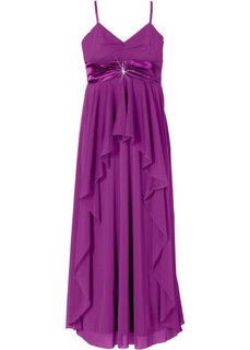Вечернее макси-платье (лиловая фиалка) Bonprix