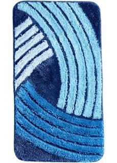 Коврик для ванной Финья (синий) Bonprix