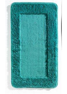 Коврик для ванной Эрик (сине-зеленый) Bonprix