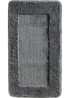 Коврик для ванной Эрик (антрацитовый) Bonprix